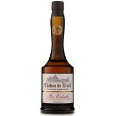 Кальвадос Fine calvados chateau de breuil 0,375 л