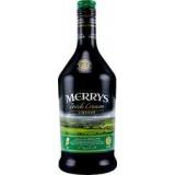 Merrys Chocolate Cream  1л 17%   (5098889123458)