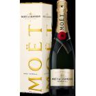 Шампанское Moet & Chandon Brut Imperial белое брют 0.75 л 12% в подарочной упаковке (3185370001233)