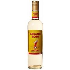 Мескаль с червяком Gusano Rojo 0,5л 40%