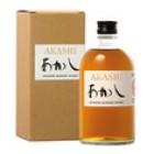 Виски Akashi Blended White Oak ( Акаши Блендед вайт) в коробке 0.5 л