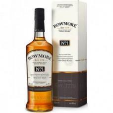 Виски Whisky Bowmor №1 ( Боумор )   0.7л