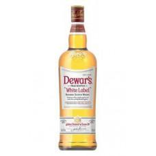 Виски Dewar's White Label  1 л 40%  (5000277001255)