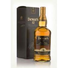 Виски Dewar's Special Reserve 12 лет выдержки 1 л 40%