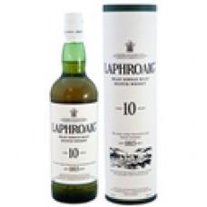 Виски Laphroaig 10 Year Old 0.7l ( Лафройг10 лет 0.7л)
