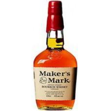 Виски Makers Mark Bourbon Whisky 1L