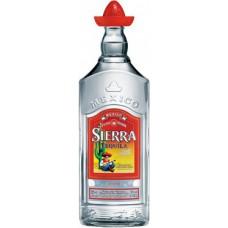 Текила Sierra Silver 1 л 38%