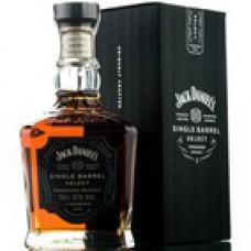 Теннесси Виски Jack Daniels Single Barrel 0.7 л