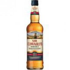 Виски  SW S.EDWARDS Smoky ( Сэр Эдвардс Смоки ) 1л 40%