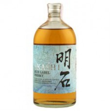 Виски Akashi Blue Blended 0,7л 40% в коробке